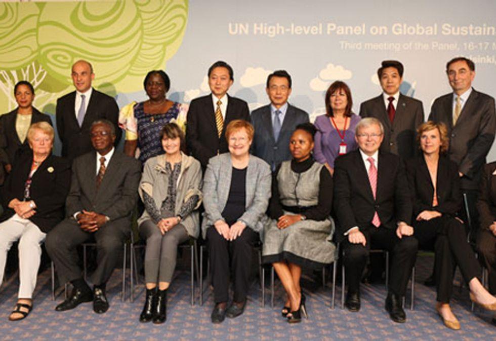 UN Calls for Green Revolution