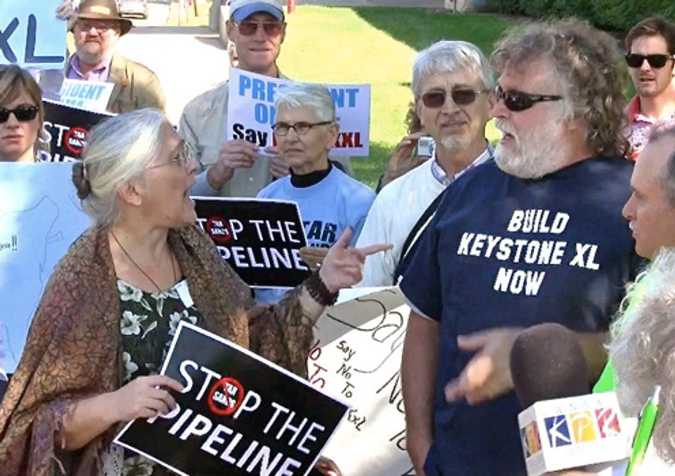 Republicans Attempt to Bypass Obama with New Keystone XL Legislation