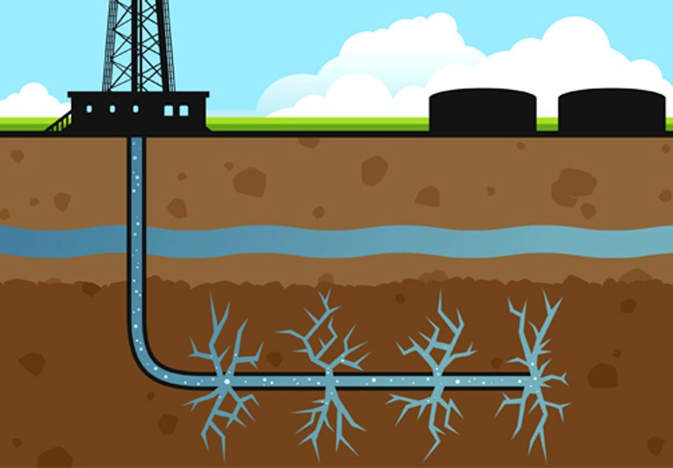 Frac-Onomics: Why Fracking Makes Little Economic Sense