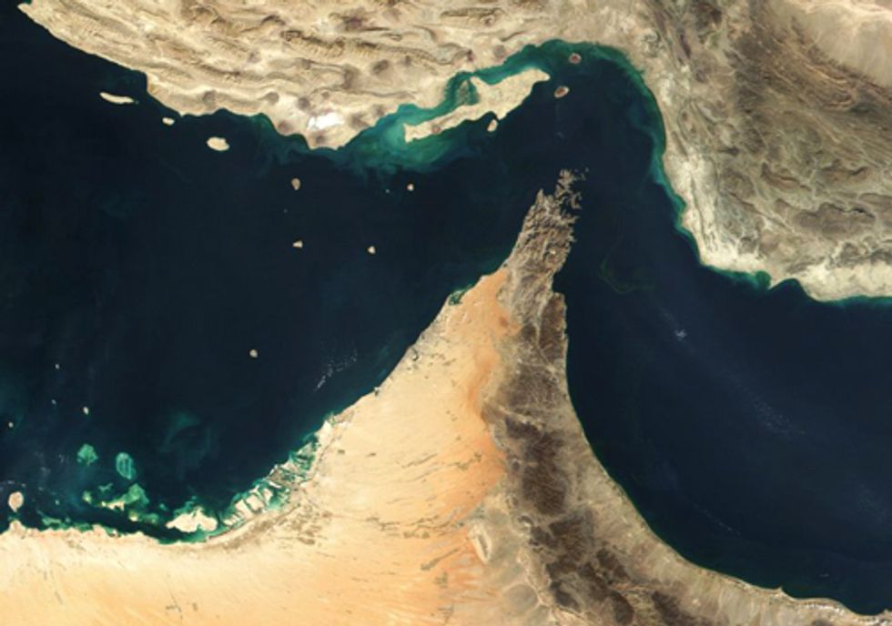 Why Closure of the Strait of Hormuz Could Ignite a War and Global Depression