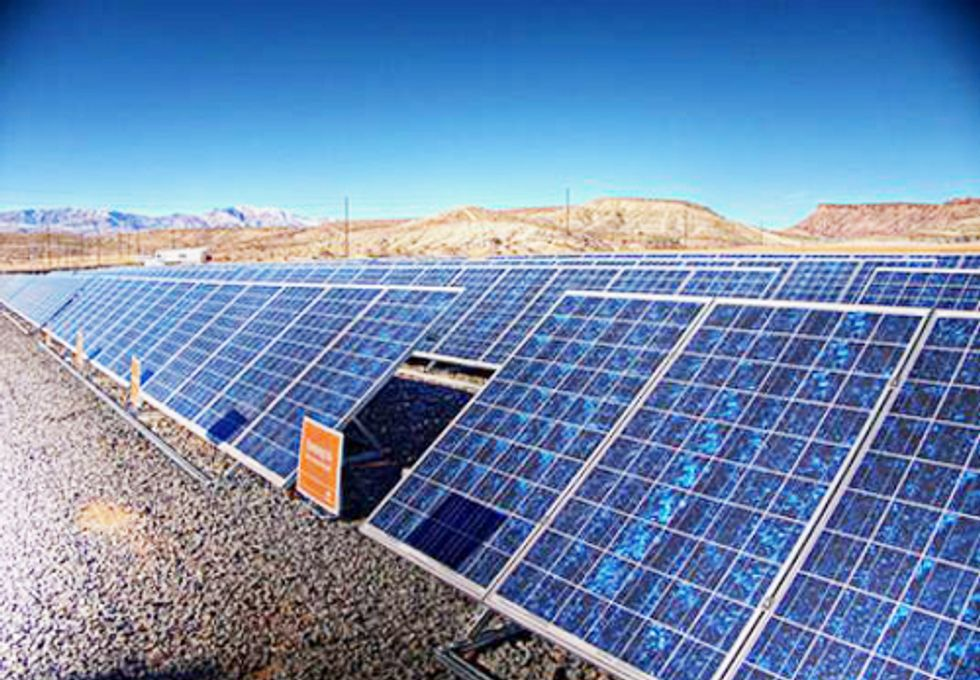 National Solar Energy Plan Moves Closer to Final Stages