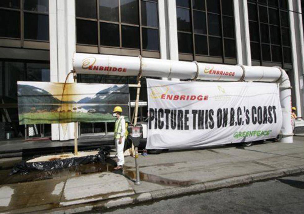 ACTION: Help Stop the Enbridge Northern Gateway Pipeline
