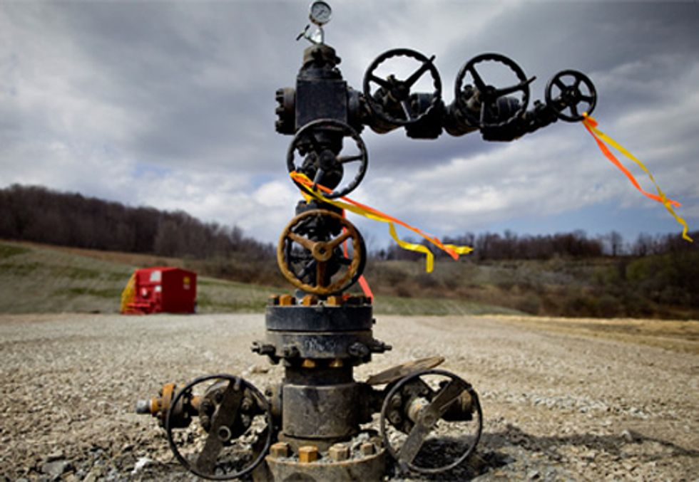 EU Fracking Laws May Galvanize U.S. Gas Industry