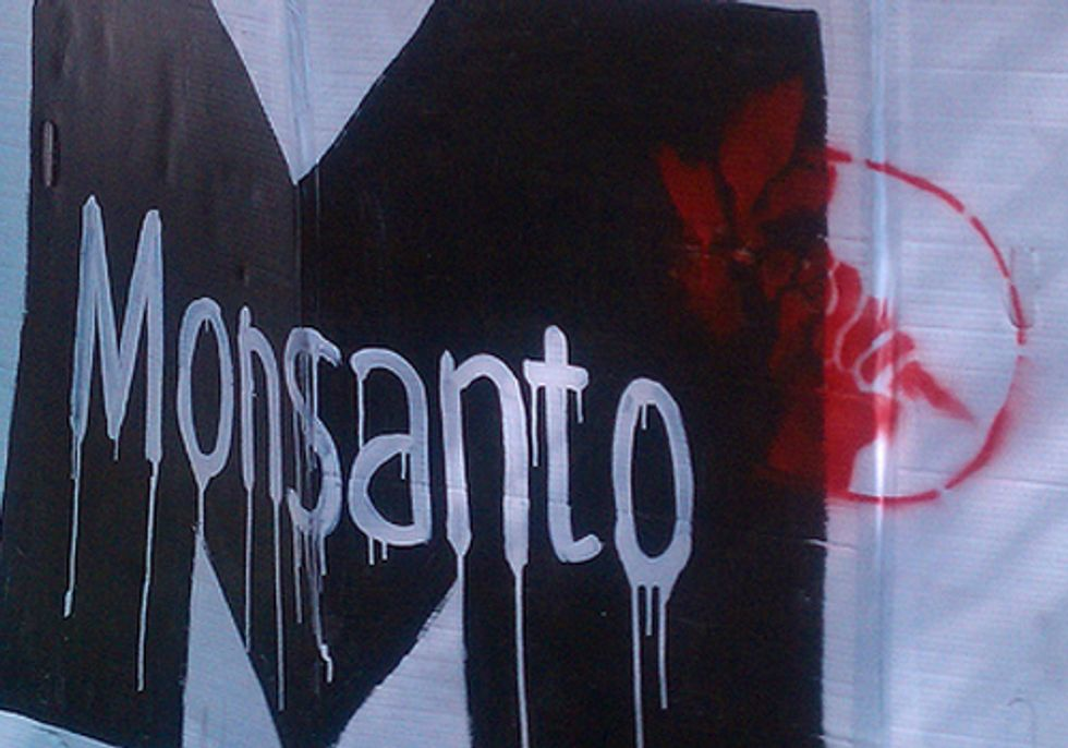 Ten Ways Monsanto and Big Ag Are Trying to Kill You—And the Planet