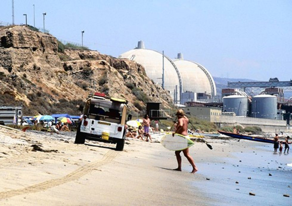 California Nuclear Power Plant Releases Radioactive Steam