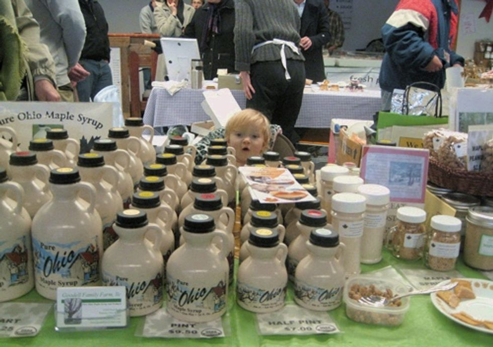 North Union Farmers Market Champions Local Foods Year Round