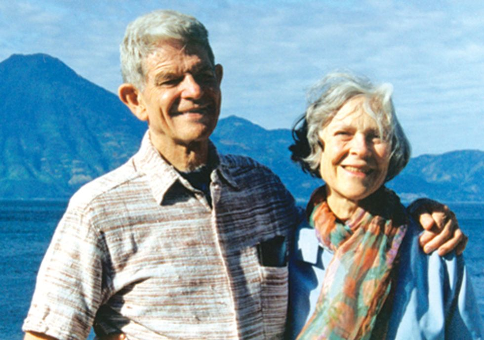 Ohio Citizen Action Honors Staughton and Alice Lynd