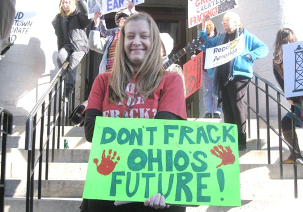 Fracking Ohio