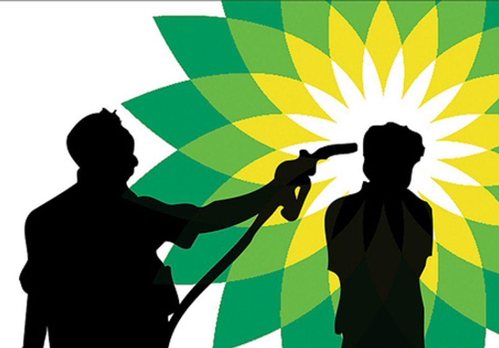 BP Profits $3 Million Each Hour in 2011—Attempts to Evade Responsibility to Gulf