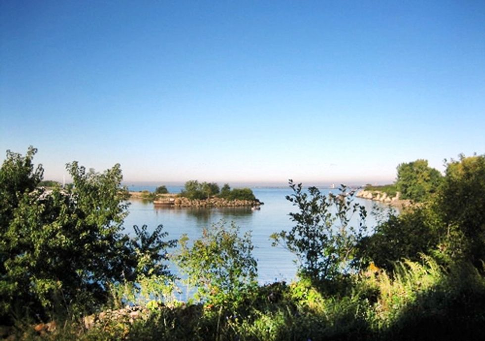 88-acre Lakefront Nature Preserve Opens in Cleveland