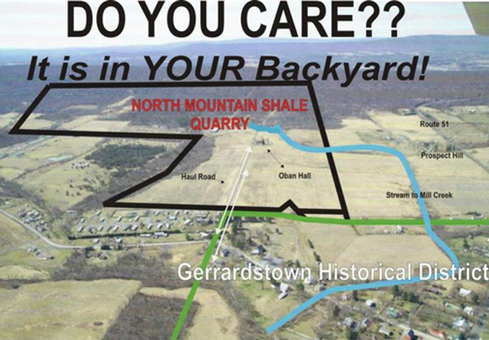 W.V. Surface Mine Board Approves Quarry Permit Despite Strong Local Opposition