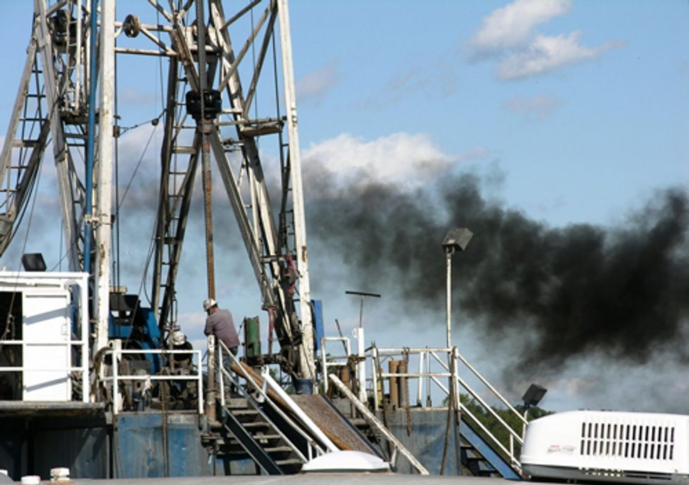 The Hidden Danger of the Gas Boom