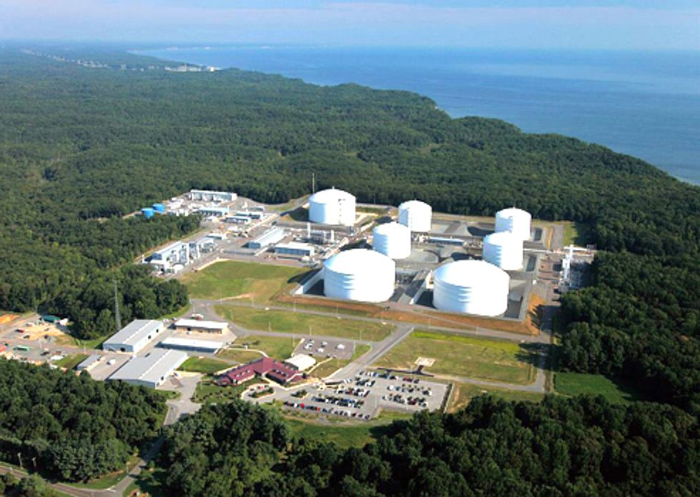 Liquified Natural Gas Export Is the New Frontier in Energy Wars