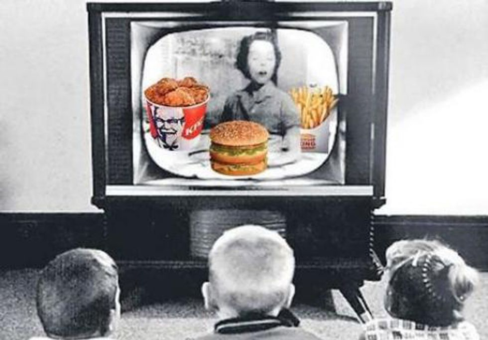 Should the First Amendment Protect the Marketing of Junk Foods to Kids?