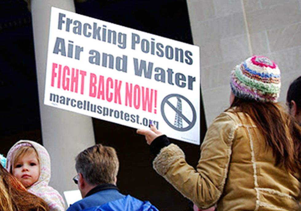 How Polarized Is the Fracking Debate? Look to Pa. and N.J.