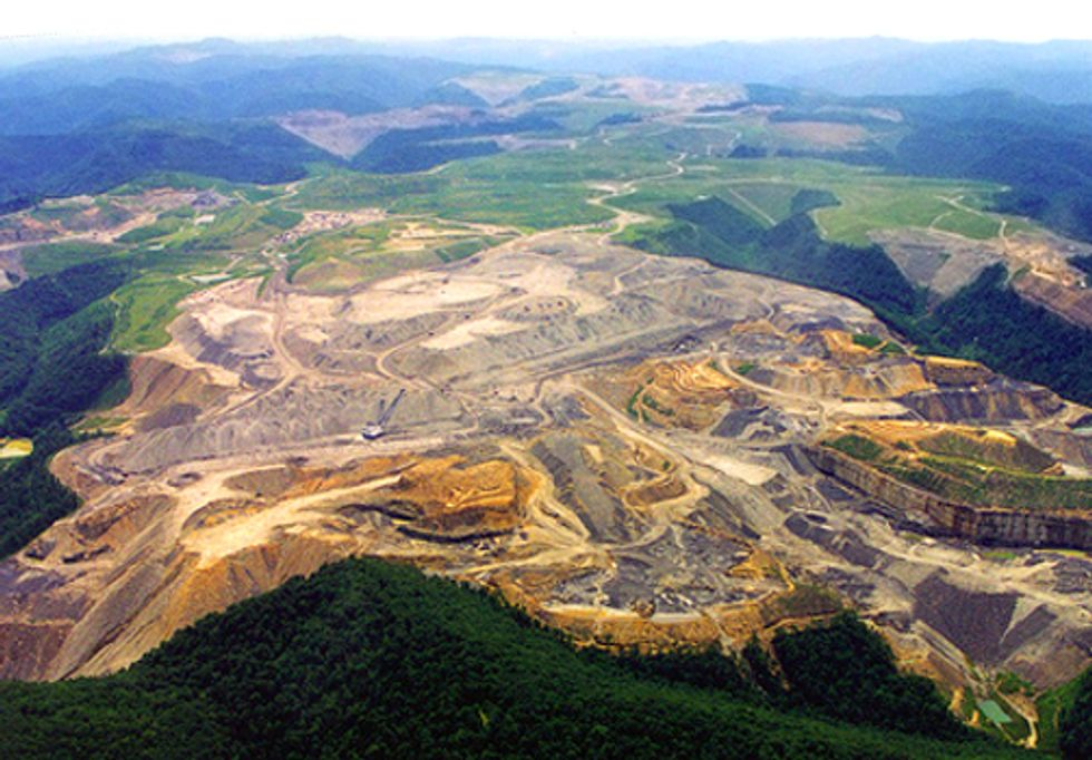 ACTION: Save Blair Mountain from Mountaintop Removal Mining