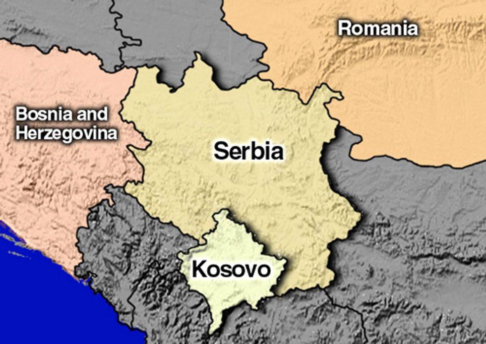 Kosovo's Keystone