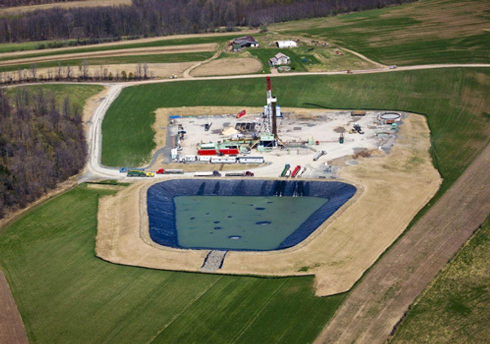Pennsylvania Legislators Favor Gas Companies over Human Health