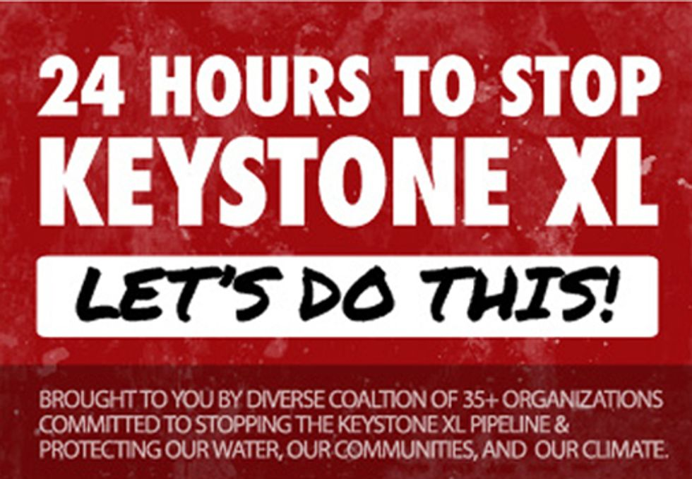 24 Solid Hours on the Keystone Battle