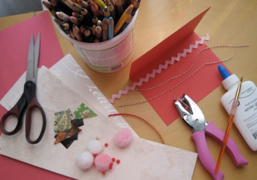 EVENT: Families to Make 'I Love Clean Air' Valentine's Cards for their Senators