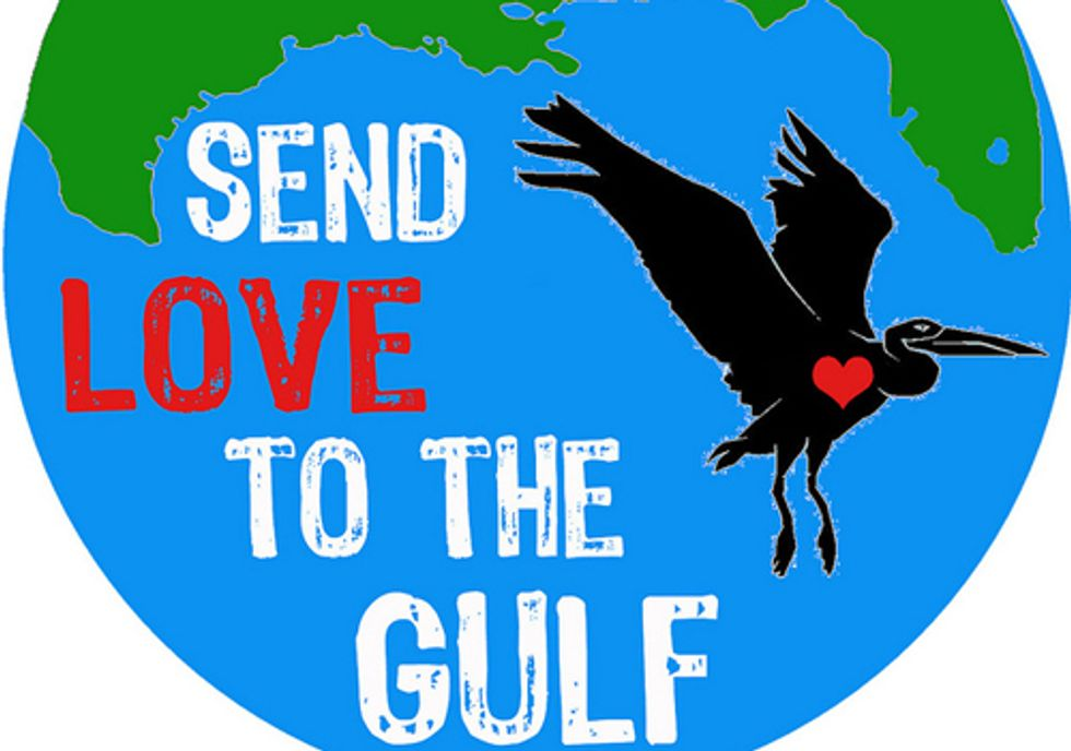 ACTION: Tweet Your #LOVE for the Gulf