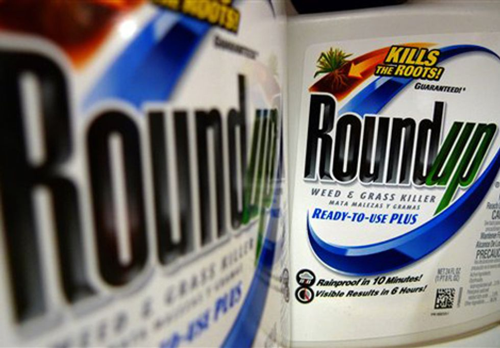 Monsanto Found Guilty of Chemical Poisoning in France