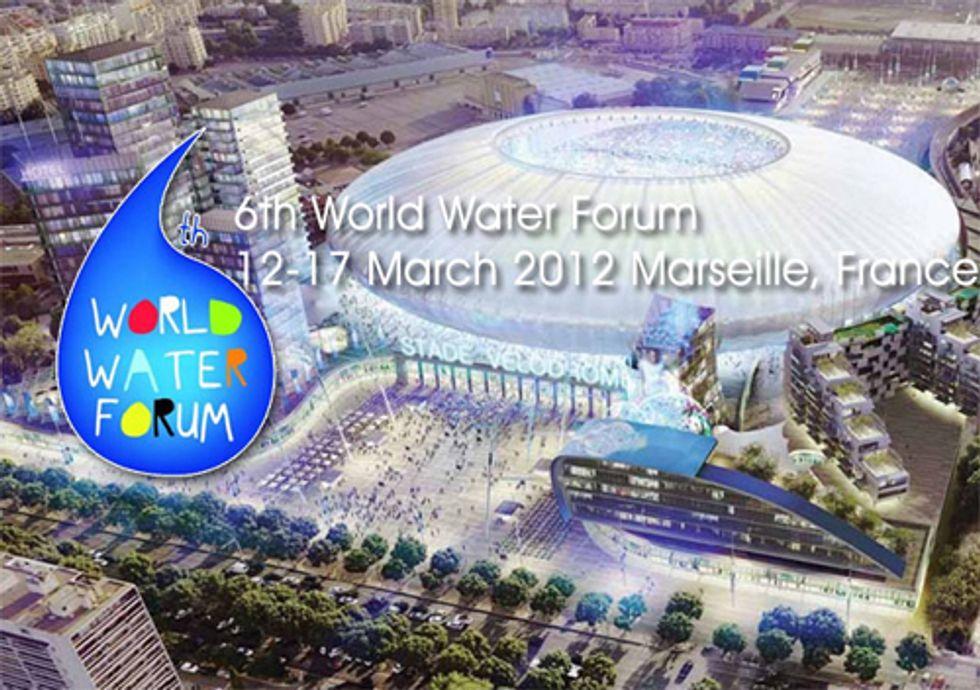 Dismal World Water Forum Attendance Encourages Activists