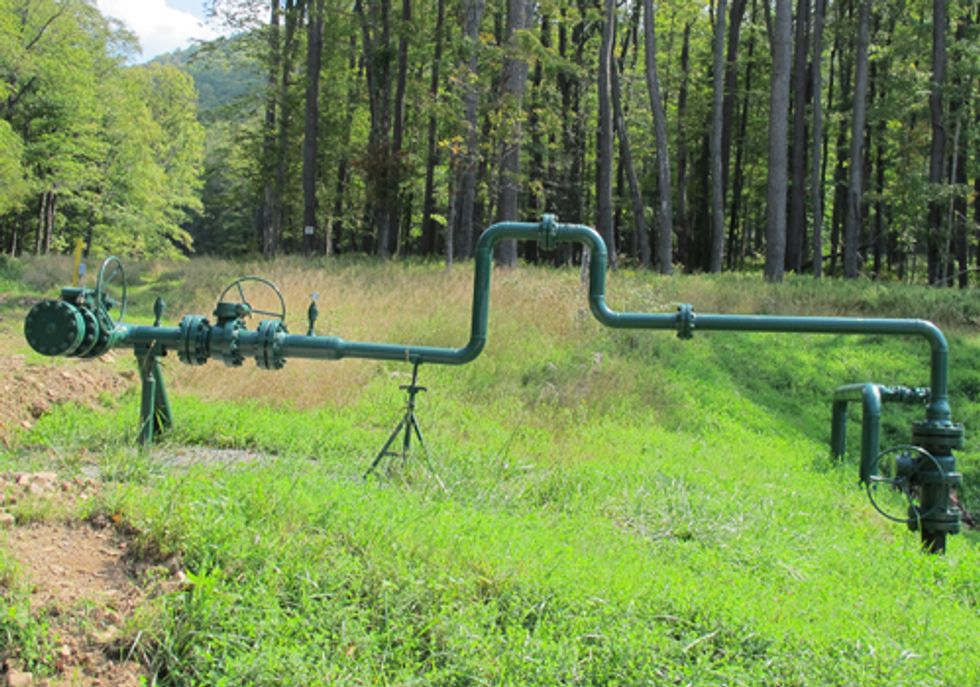 Residents Fight Gas Company over Seized Property for Gas Pipeline