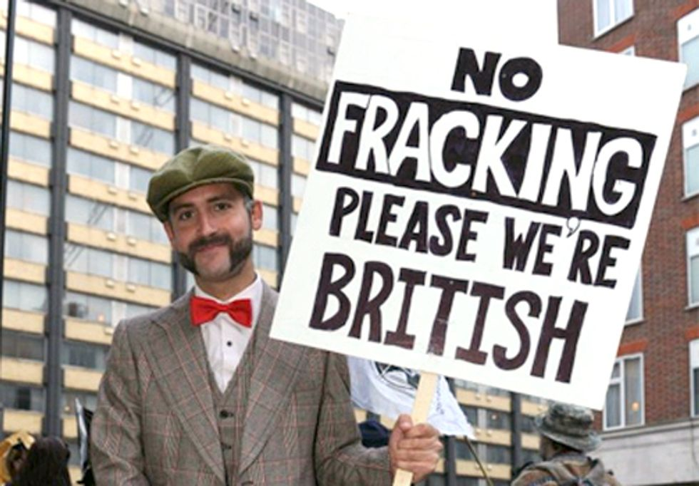 New Shale Gas Discovery May Become a British Gold Rush