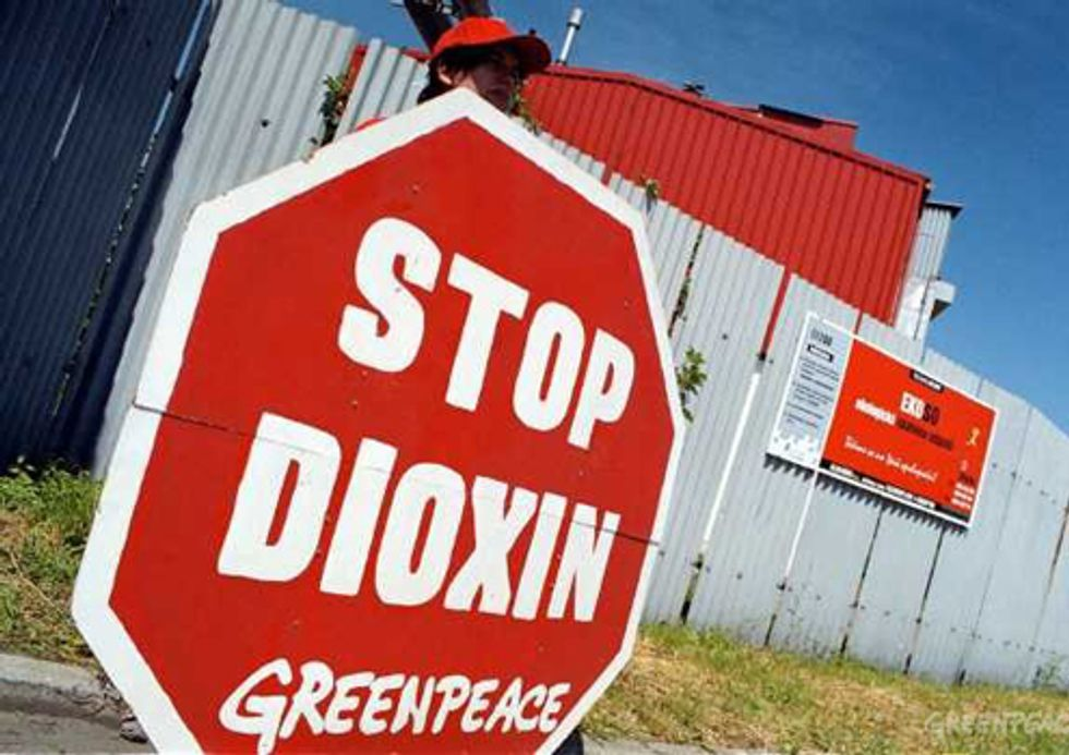 EPA Releases Major Report on Health Effects of Dioxin