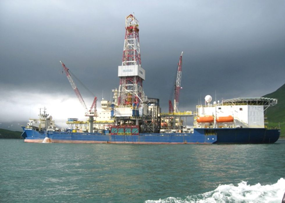 Groups Challenge EPA's Air Pollution Discharge Permits for Shell's Arctic Drillships