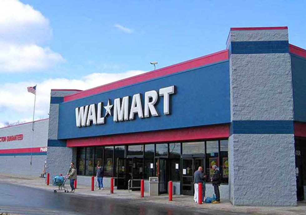 Why Walmart Can't Fix the Food System