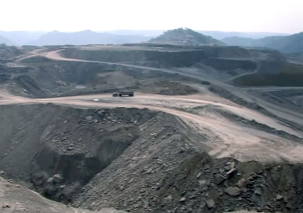 Music Video Captures Grief Over Mountaintop Removal