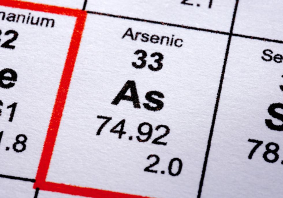 Arsenic in Organic Foods Reveals a Wider Problem for All Food Production