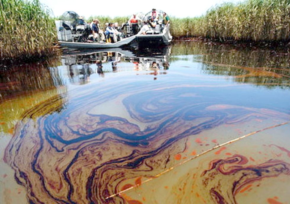 Without Passage of RESTORE Act, BP Could Get Sweet Settlement Deal
