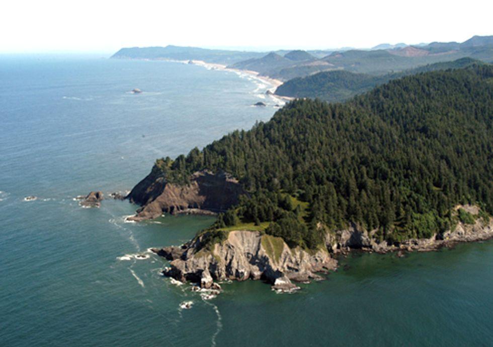 Oregon Legislature Approves State's First Network of Marine Reserves