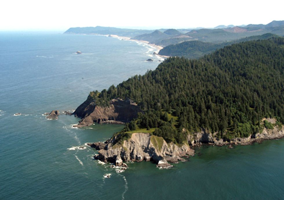 Oregon Legislature Approves State's First Network of Marine Reserves