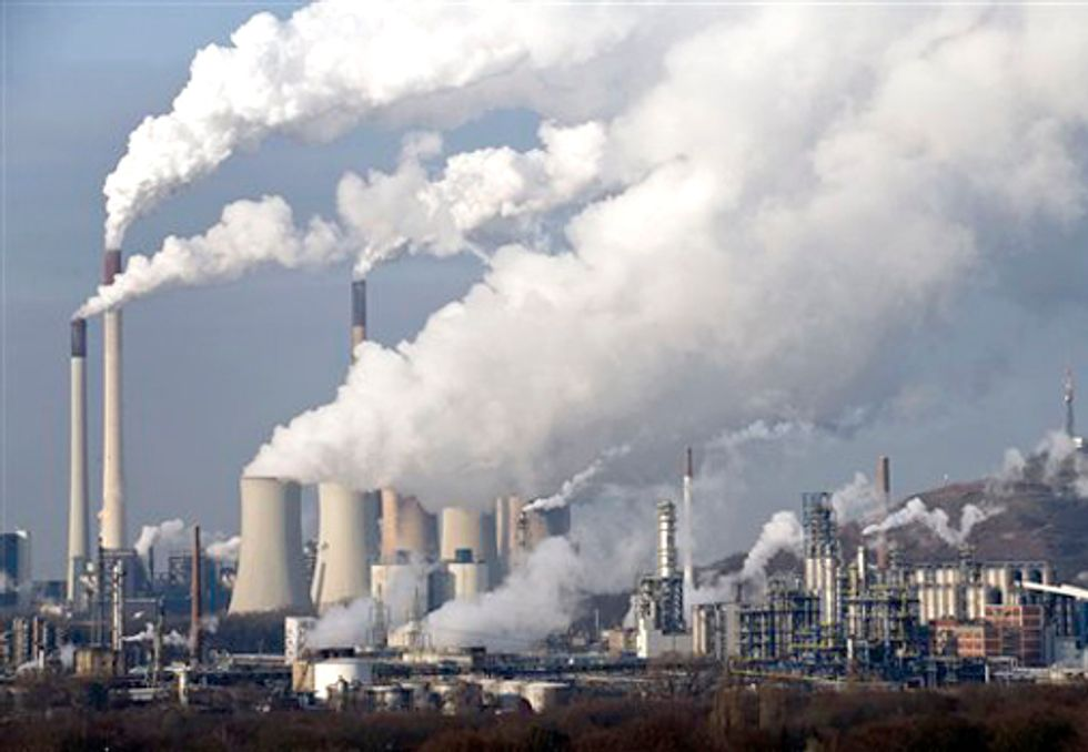 The Toxic Air Burden from Industrial Power Plants Near You