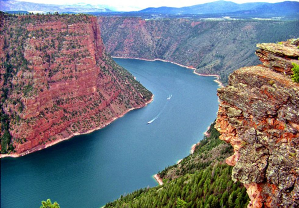 Feds Reject Flaming Gorge Pipeline Proposal