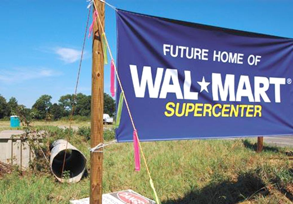 National, Community, Labor and Food Leaders Speak Out against Walmart