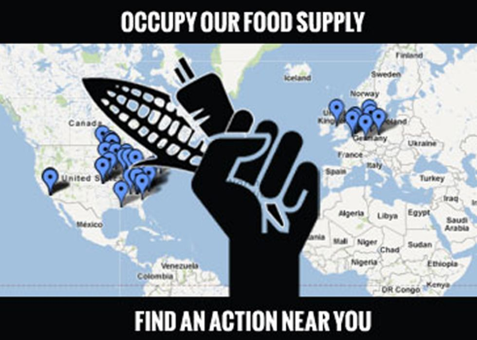 The Food Movement Speaks With One Voice—Occupy Our Food Supply