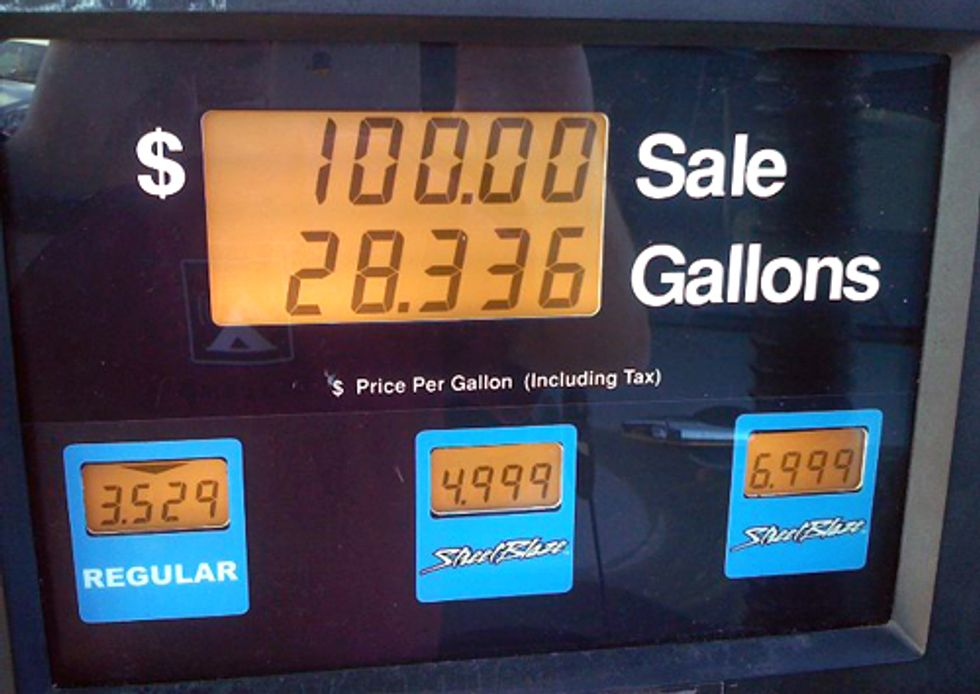 What Reporters Are Getting Wrong about Gas Prices
