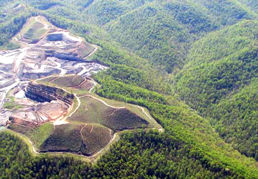 ACTION: Help Ban High-Elevation Surface Mining in Tennessee