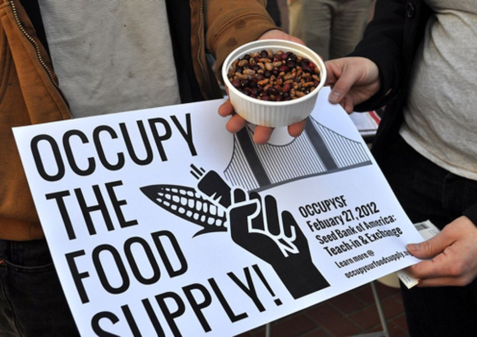 Occupy Our Food Supply a Resounding Success