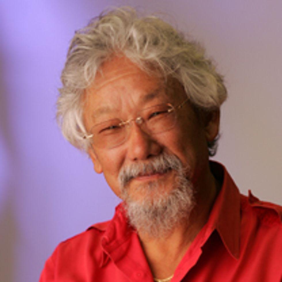 Dr. David Suzuki