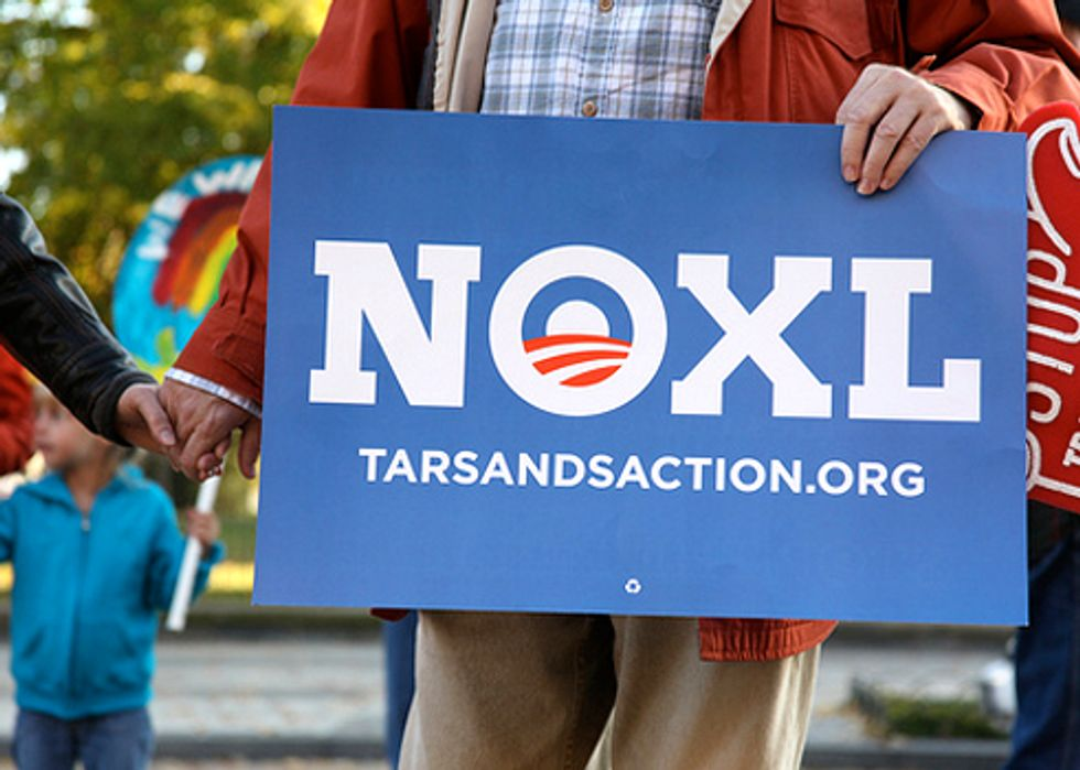 ACTION: Keep the Pressure on Your Senators to Reject Keystone XL