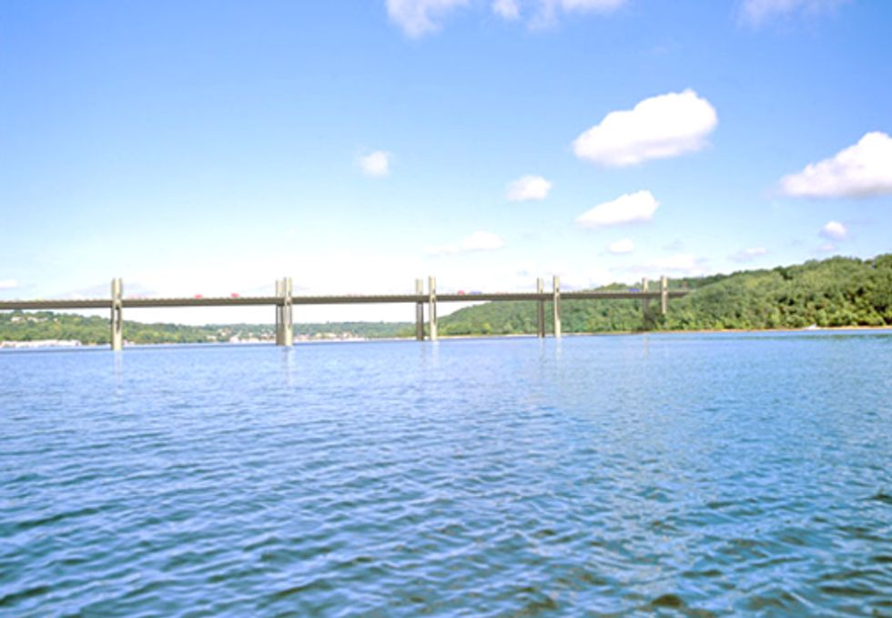 House Greenlights Massive Bridge over Wild and Scenic St. Croix River