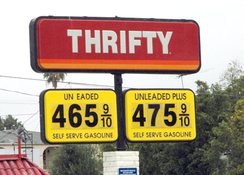 With So Much Domestic Oil Production, Why Are Gas Prices So High?