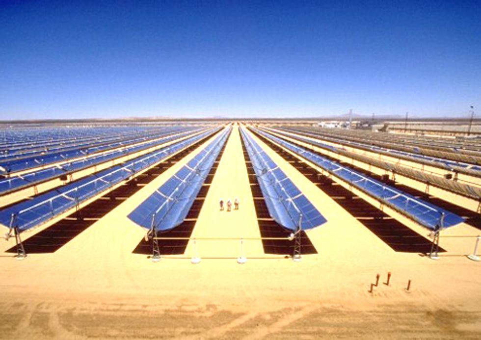 More Than 75 California Leaders Say 'Yes' to Solar Power
