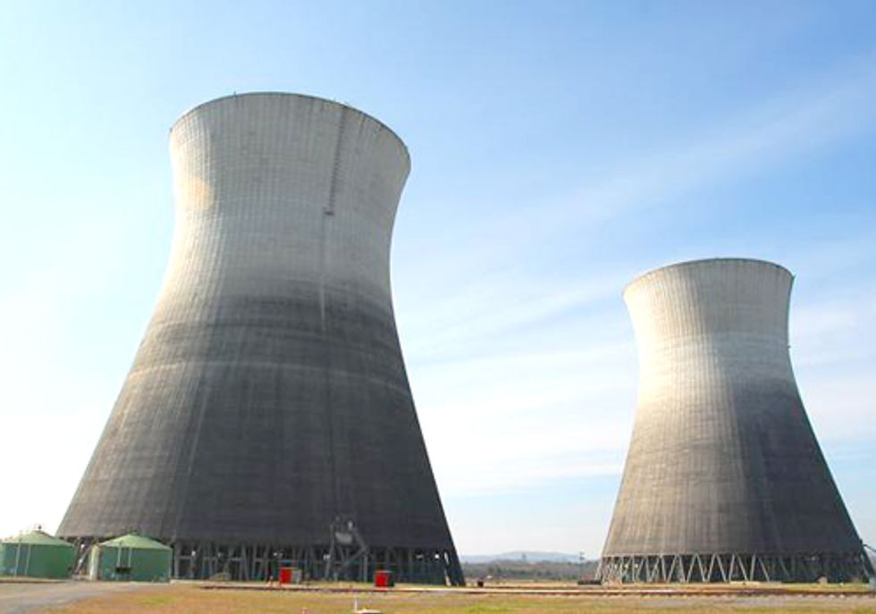 New Mapping Tool Shows How Severe Nuclear Accident Could Look in U.S.